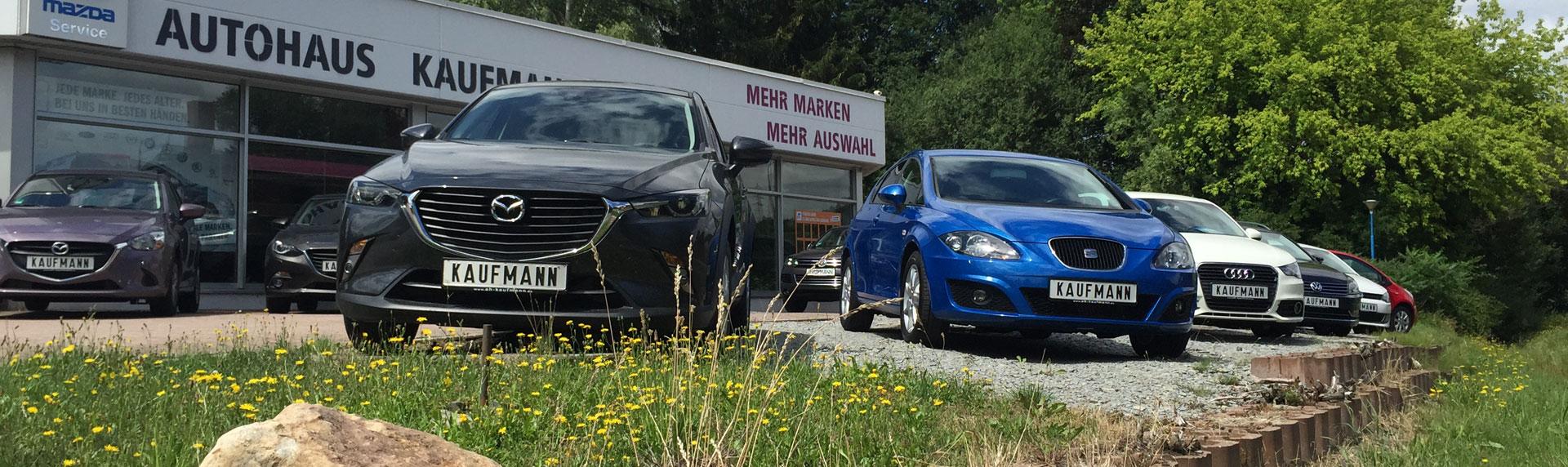 Ihr Autohaus für Eisenberg und Hermsdorf